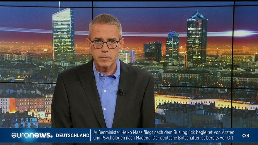 Euronews am Abend vom 18.04.2019