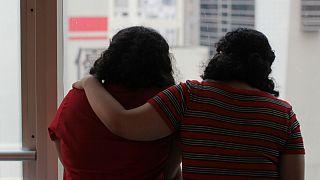 دو خواهر عربستانی که ماه مارس در هنگ کنگ درخواست پناهندگی کردند