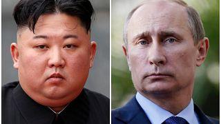 Ким Чен Ын едет в Россию