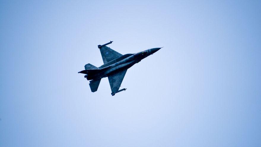 Τουρκικό f-16 παρενόχλησε το ελικόπτερο του Αρχηγού ΓΕΣ