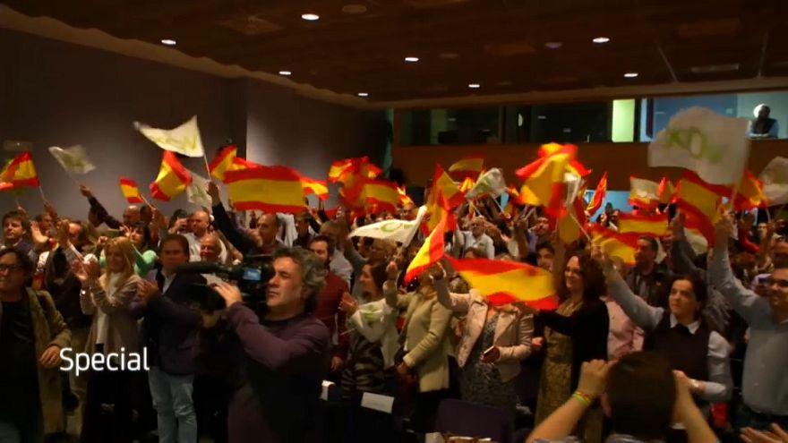 El ascenso de Vox alimentado por el independentismo catalán