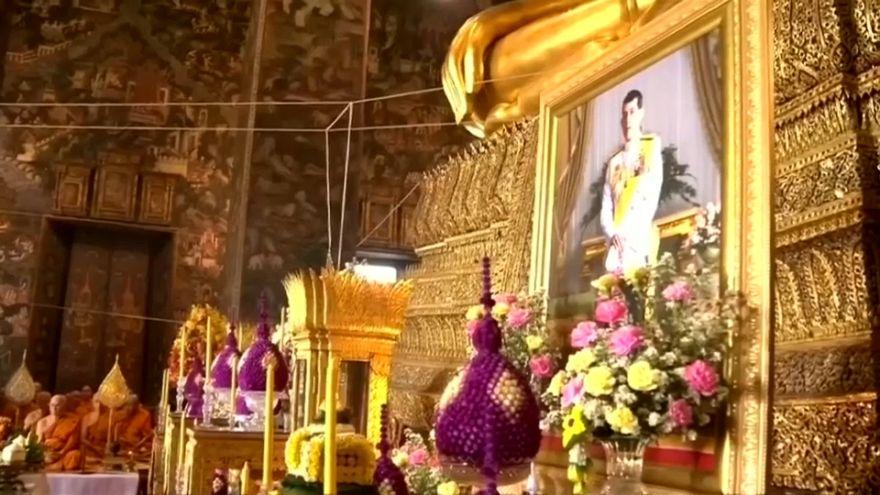 شاهد: استعدادات في بانكوك لحفل تنصيب الملك فاجيرالونغكورن