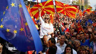Macedónia do Norte pela primeira vez nas urnas após alteração de nome