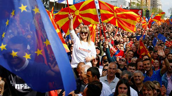 North Macedónia prepares for to go to the polls