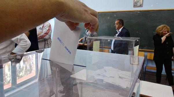 Ψήφισαν οι υποψήφιοι για την Περιφέρεια Κεντρικής Μακεδονίας