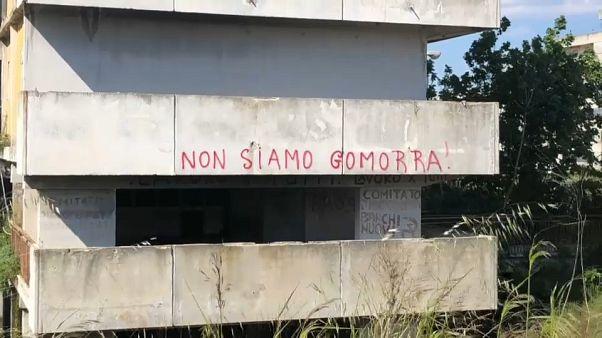 Le judo pour conjurer le sort à Sciampia, un quartier gangréné par la criminalité