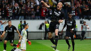 Europatraum fast perfekt: Eintracht Frankfurt im Halbfinale