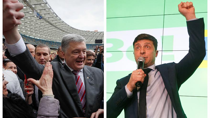 Порошенко vs. Зеленский - кто лучше для России? I #КУБ