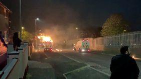 Woman killed in 'terrorist' shooting in Londonderry, Northern Ireland