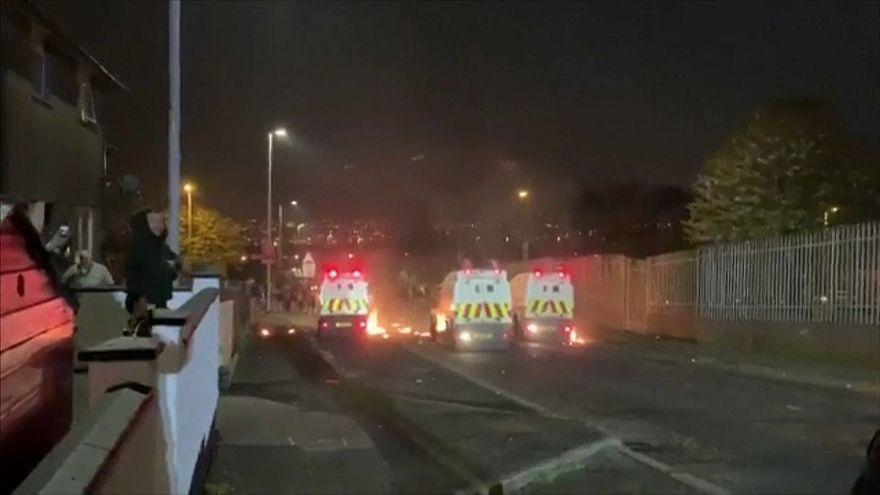 Теракт в Северной Ирландии