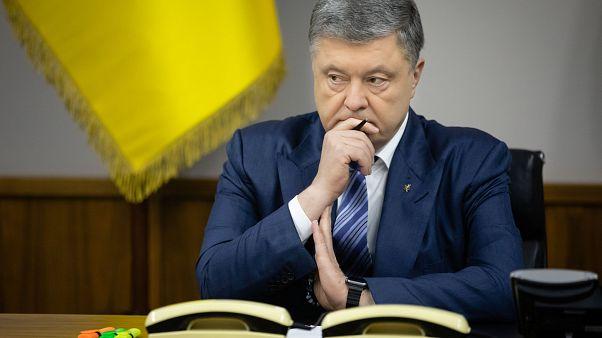 Ma este az Olimpiai stadionban vitázik a két ukrán elnökjelölt