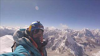 David Lama (29) und 2 weitere Kletterer in Kanada verschüttet