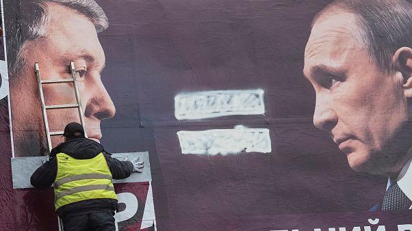 سیاستمدار اوکراینی به رئیسجمهوری آتی: با روسیه مذاکره کن و شرق را پس بگیر