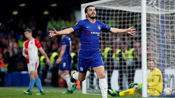 Frankfurt und Chelsea im Halbfinale - Auch Arsenal und Valencia eine Runde weiter