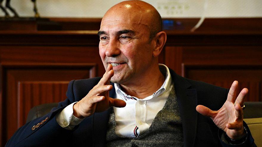 İzmir Büyükşehir Belediye Başkanı Tunç Soyer