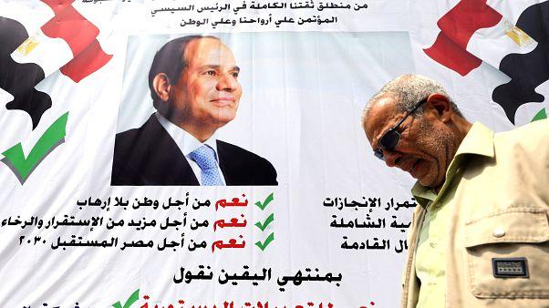 بدء تصويت المصريين في الخارج على تعديلات دستورية والأوقاف تحث على المشاركة