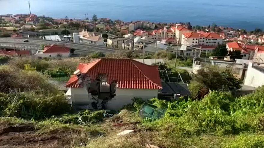 Nach Unfall auf Madeira: 16 Verletzte noch in Klinik