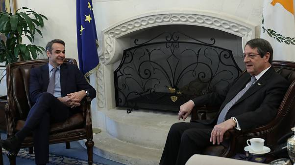 Στήριξη στις πρωτοβουλίες του Προέδρου Αναστασιάδη στο Κυπριακό από τον Πρόεδρο της ΝΔ