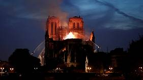 Hope from the ashes in our special report 'Saving Notre Dame'