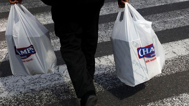 New York állam is betiltja az egyszerhasználatos műanyag zacskókat