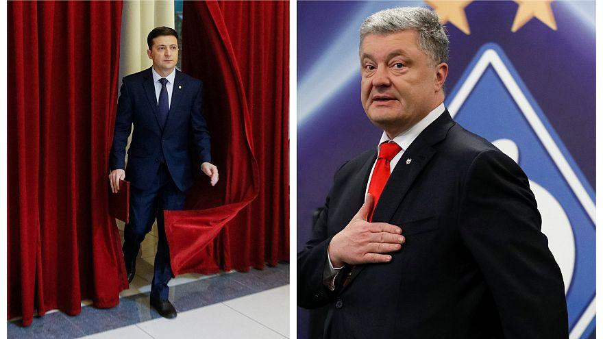 Ουκρανία: Δεύτερος γύρος προεδρικών εκλογών με ανατροπές