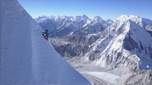 Dan por muertos a los tres escaladores desaparecidos en las Rocosas de Canadá