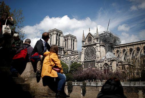 Emotions européennes pour Notre-Dame de Paris