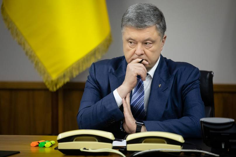 Vía Reuters - Mikhail Palinchak / Servicio de Prensa Presidencial de Ucrania