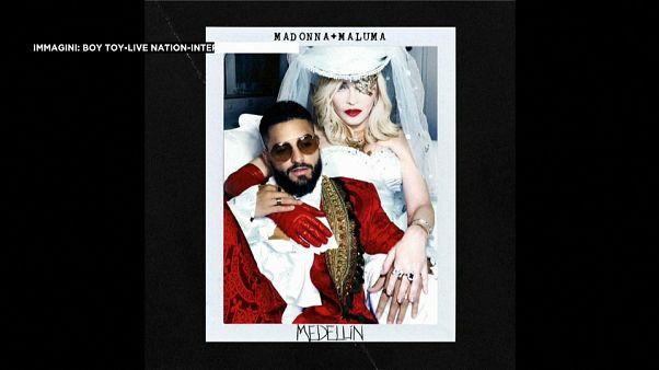 """La reine de la pop sort un nouvel album """"Madame X"""""""
