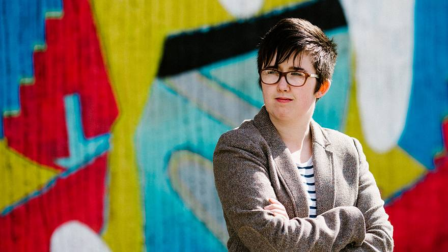 Lyra McKee was a journalist who lived in the city