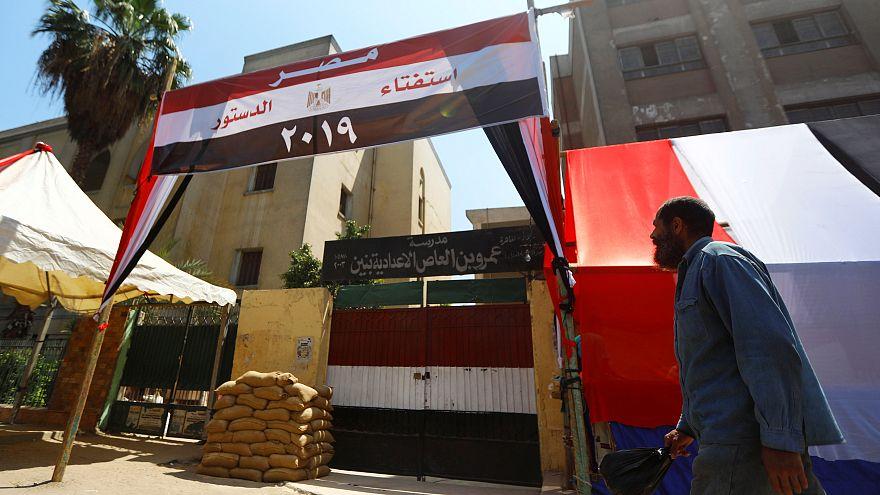 هر آنچه که باید درباره همهپرسی اصلاح قانون اساسی مصر بدانید