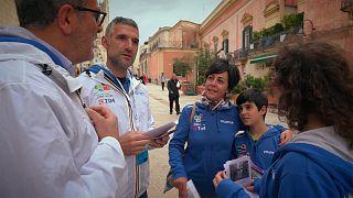 Matera 2019: Ehrenamtliche Initiativen der Einwohner