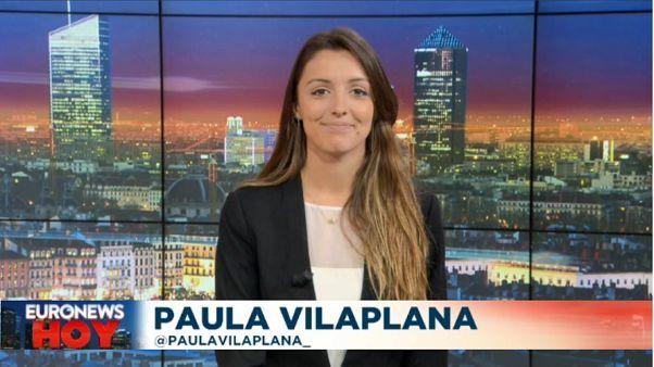 Euronews Hoy | Las noticias del viernes 19 de abril de 2019