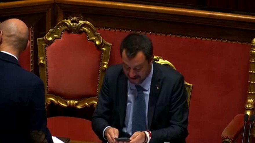 Borulhat az olasz koalíció