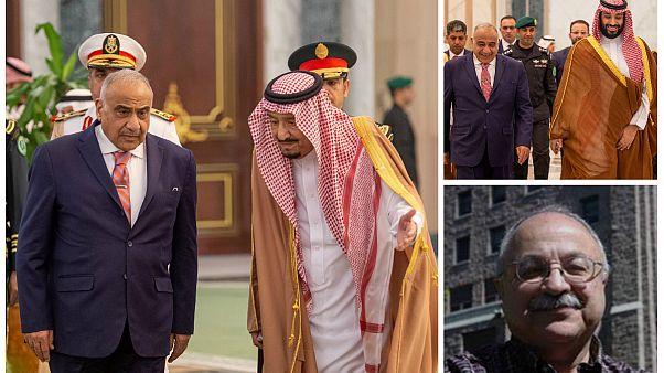 نادر انتصار در گفتگو با یورونیوز: نفوذ عربستان در عراق بیشتر میشود