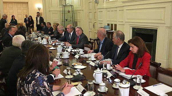 Συγκροτείται Συμβούλιο Εθνικής Ασφάλειας