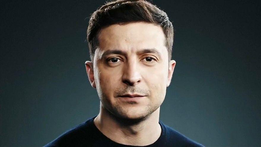 Ζελένσκι: Ο σούπερ σταρ της Ουκρανίας χτύπησε την πόρτα της εξουσίας