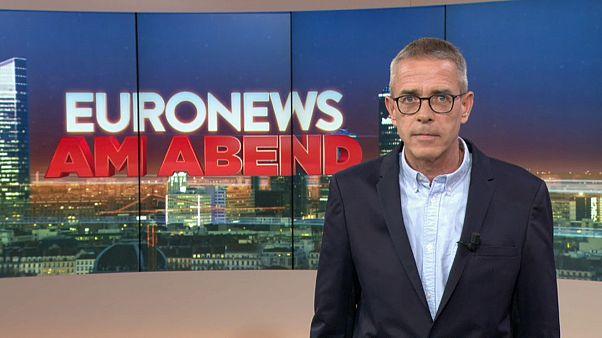 Euronews am Abend vom 19.04.2019