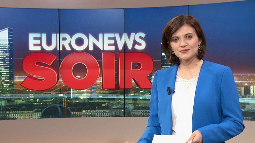 Euronews Soir : l'actualité du vendredi 19 avril