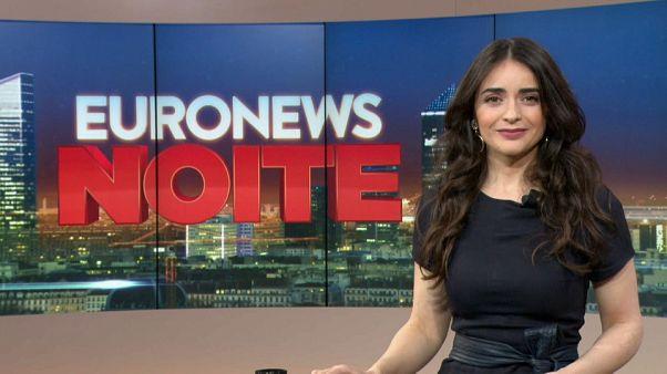 Euronews Noite 19.04.2019