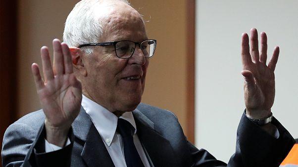 Ex-presidente do Peru condenado a três anos de prisão