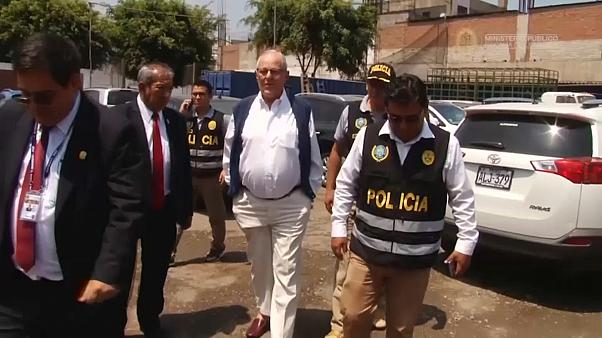 Former Peruvian President Pablo Kuczynski to be jailed over Odebrecht corruption charges