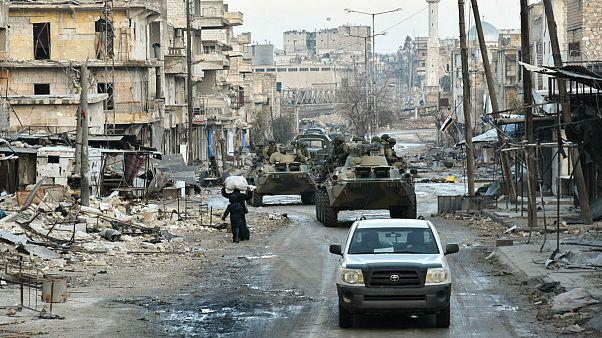 دهها سرباز سوریه در حملات داعش کشته شدند. (عکس تزئینی است)