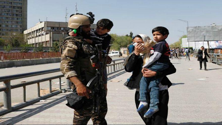 پایان پنج ساعت درگیری مسلحانه در وزارت مخابرات افغانستان