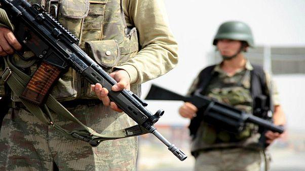 چهار سرباز ترکیه در حمله پکاکا کشته شدند