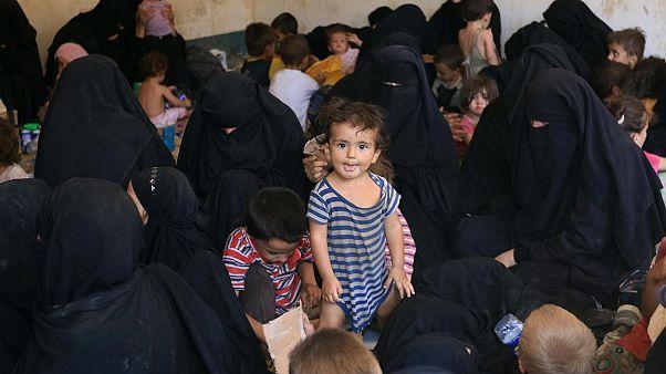 IŞİD militanlarının aileleri
