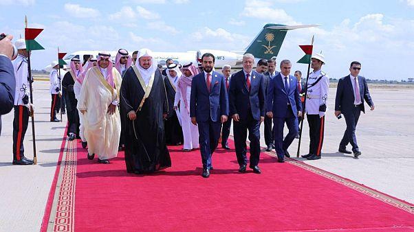 کنفرانس بینالمجالس با حضور ایران و عربستان در عراق آغاز شد