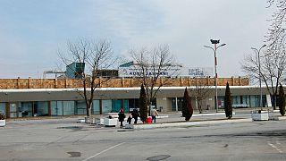 فرودگاه پریشتینا