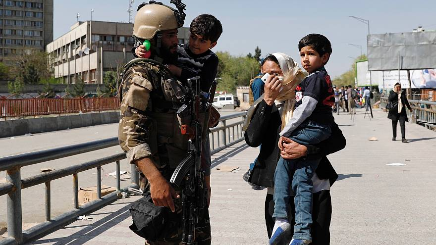 Kabul, Afghanistan April 20, 2019
