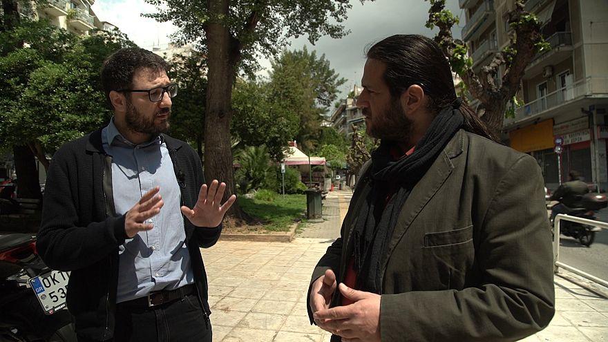 Νάσος Ηλιόπουλος στο euronews: Χρειαζόμαστε μια διοίκηση που θα ξεκινά από τις γειτονιές